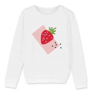 MEME | Child Sweat-shirt | Strawberry
