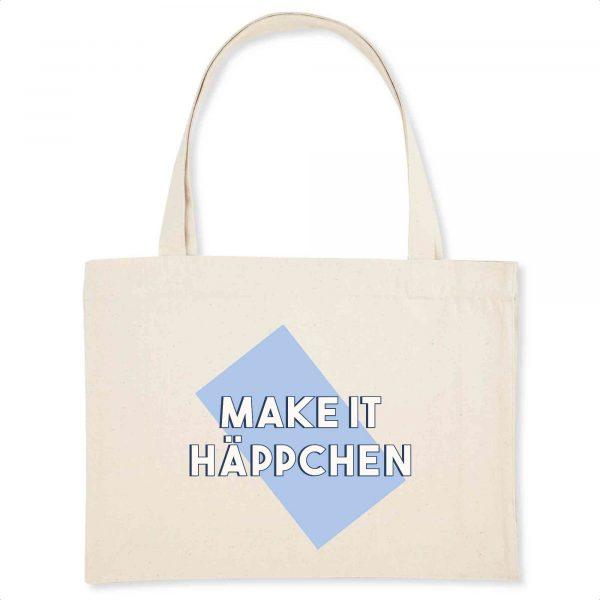 MEME | Shopping Bag | MAKE IT HÄPPCHEN