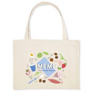 MEME | Shopping Bag | Logo