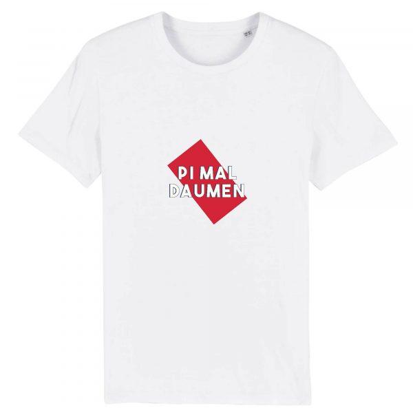 MEME | Unisex T-Shirt | PI MAL DAUMEN | 100% Organic Cotton