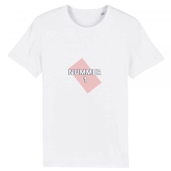 MEME | Unisex T-Shirt | NUMMER 1 | 100% Organic Cotton